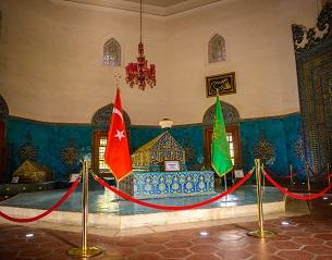 I. Mehmed (Çelebi) Türbesi (Yeşil Türbe)